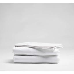 Photo of Ecolinen Sheet Set - Queen (White)