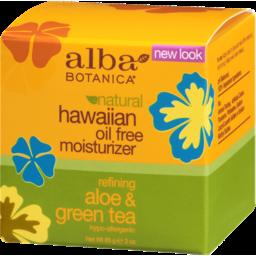 Photo of Hawaiian Moisturizer - Aloe/Green Tea 85g