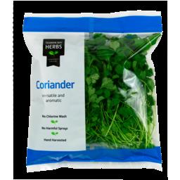 Photo of  Tasman Bay Herbs Fresh Coriander 75g