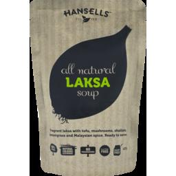 Photo of Hansells Soup Pouch Laksa 400g