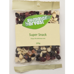 Photo of Summer Harvest Super Snack 200g