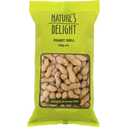 Photo of Natures Pnuts In Shell(Aust)500g