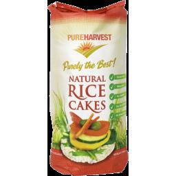 Photo of Pureharvest Rice Cakes