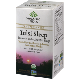 Photo of Organic India - Tulsi Sleep - 18 Tea Bags