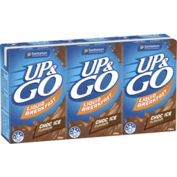 Photo of Sanitarium Up & Go Choc Ice 3x250ml