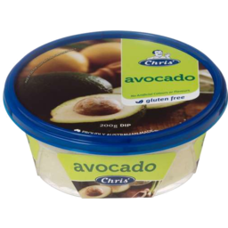 Photo of Chris Greek Dip Avocado 200gm
