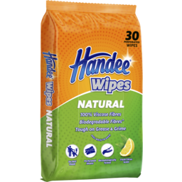 Photo of Handee Multi Purpose Natural 30 Pack