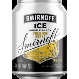 Photo of Smirnoff Ice Dbl Black 9% 24pk