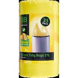 Photo of Best Buy Kitchen Tidy Bags Medium 35s
