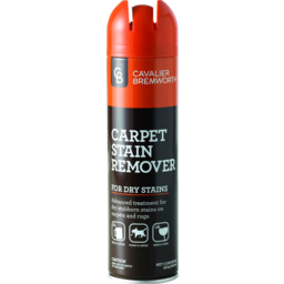 Photo of Cavalier Bremworth Carpet Stain Remover For Dry Stains 350g