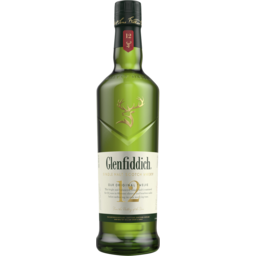 Photo of Glenfiddich 12 Year Old Single Malt Scotch Whisky 700ml