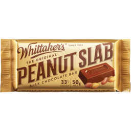 Photo of Whittaker's Peanut Slab 50g