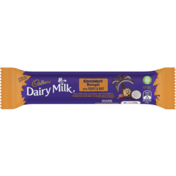 Photo of Cadbury Dairy Milk Coconut Rough With Fruit & Nut 50g