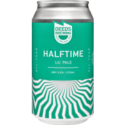 Photo of Quiet Deeds Halftime Lil' Pale Can