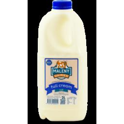 Photo of Maleny Milk Full Cream 2lt