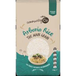 Photo of Community Co. Arborio Rice 1kg