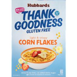 Photo of Hubbards Gluten Free Thank Goodness Cornflakes 325g