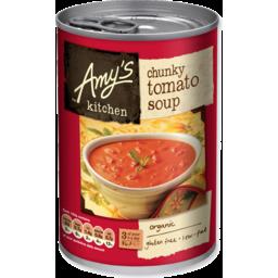 Photo of Amy's Kitchen Soup - Chunky Tomato