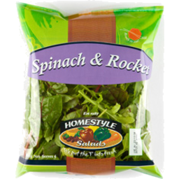 Photo of H/Style Spinach And Rocket 150g