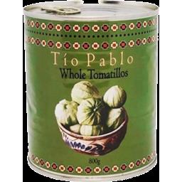 Photo of Tio Pablo Tomatillos 800g