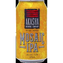Photo of Akasha Mosaic IPA Can