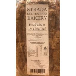 Photo of Strada Gluten Free Buckwheat & Chia Loaf