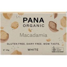 Photo of Pana Organic White Chocolate Coated Macadamia 45g