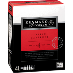 Photo of Renmano The Pressings Shiraz Cabernet