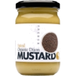 Photo of Spiral - Mustard Dijon - 200g