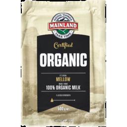 Photo of Mainland Cheese Organic 500g