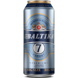 Photo of Baltika 7 440ml