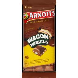 Photo of Arnott's Chocolate Block Wagon Wheel 170g