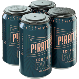 Photo of Pirate Life Tropical Pale Ale Can