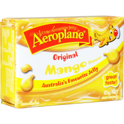 Photo of Aeroplane Jelly Mango Mania 85g