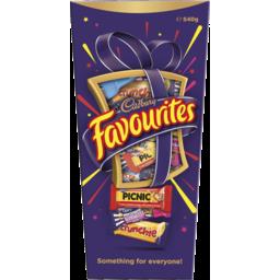 Photo of Cadbury Favourites Chocolate Box 540g
