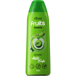 Photo of Natures Organics Fruits Shampoo Apple Fresh 500ml