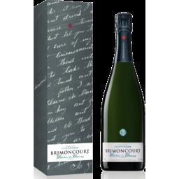 Photo of Champagne Brimoncourt - Brut Blanc de Blancs