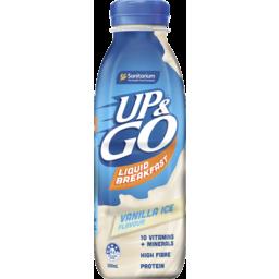 Photo of Up&Go Liquid Breakfast Vanilla Ice 500ml