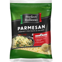 Photo of Perfect Italiano Parmesan Grated 250g