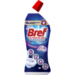 Photo of Bref Ultimate Gel, With Anti Stain Technology Liquid Toilet Cleaner, 450ml