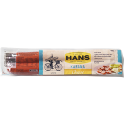 Photo of Hans Cheese Kabana 400g