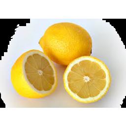 Photo of Lemons Organic Kg