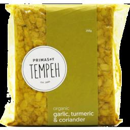 Photo of Primasoy Organic Garlic Turmeric Tempeh