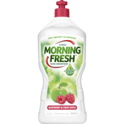 Photo of Morning Fresh Raspberry & Crisp Apple Dishwashing Liquid 900ml