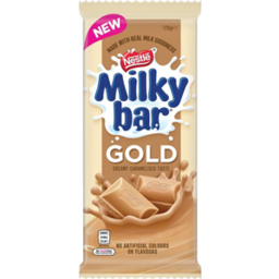 Photo of Milkybar Gold Block 170gm