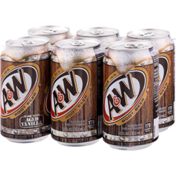 Photo of A & W Root Beer - 6 Ct