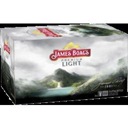 Photo of James Boags Premium Light 375ml 24 Pack