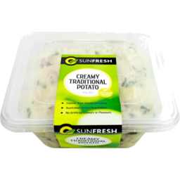 Photo of Sunfresh Potato Traditional Salad 800g