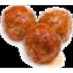 Photo of Mediterranean Meatballs Kg