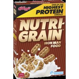 Photo of Kellogg's Cereal Nutri-Grain (290g)